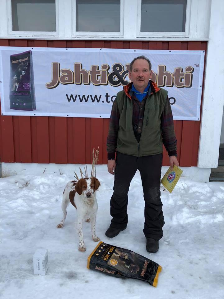 Gunnar Guttormsen Fjellsmellas AC Blåmann Asterix 2UK