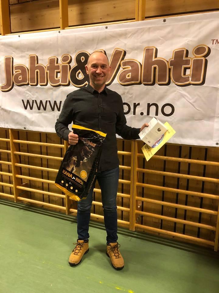 1AK ES Rypheimens T White Tante Birgitte – Tom Rune Sandstrand
