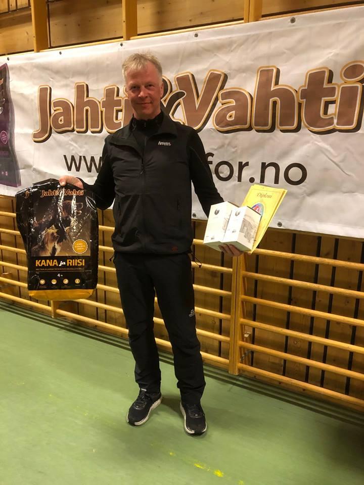 1VK Kval CK B Orreskogens Bri og 2VK B Tromsørypas PA Liz – Per Johnny Skjæran