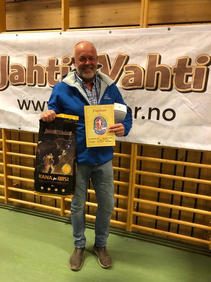 1pr AC Kval Engelsk Setter Guttenes AGJ Drøm – Jostein Grav