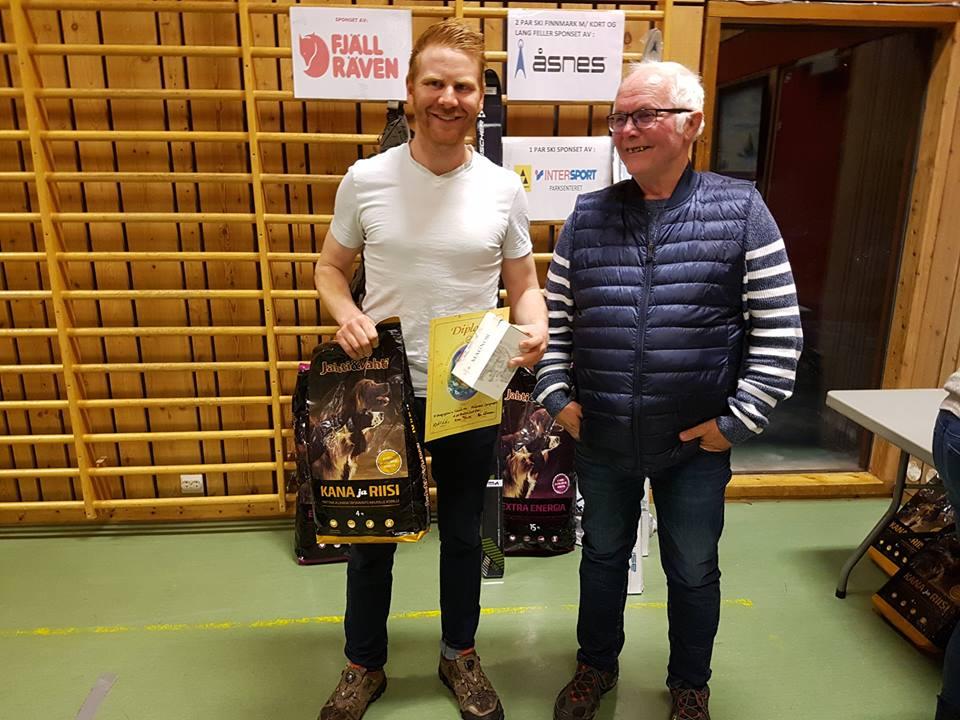 2pr AC Kval Pointer Skoglykkas Larsen XO – Andreas Jørgensen