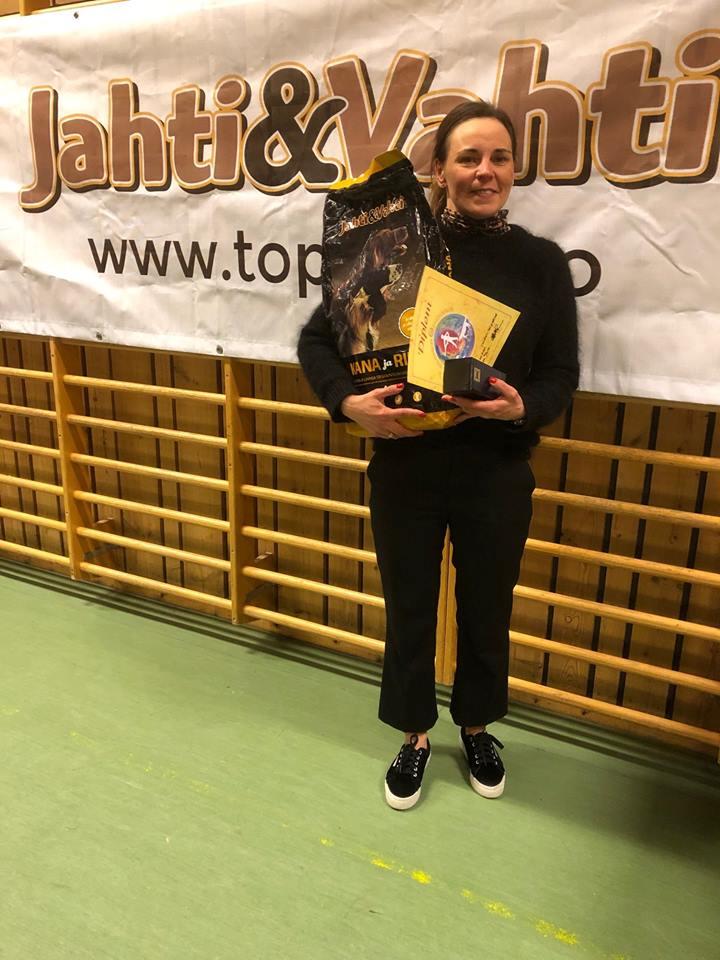3VK Kval IS LB Miss Mini-Me av Einbugga – Christell Seljesether