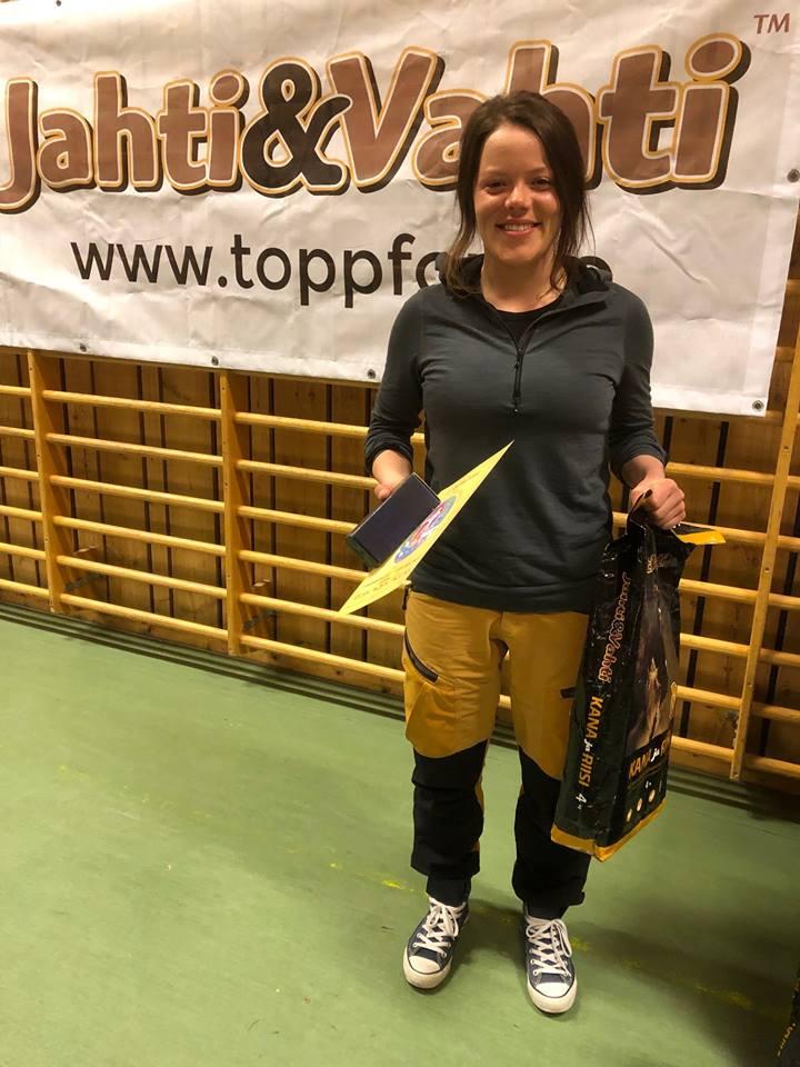 3VK Kval IS Sarafjellets Fit-for-fight – Kristine Thybo Hansen